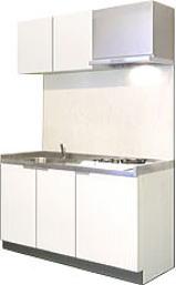 「賃貸住宅向けキッチン」製造開始 2010年3月31日
